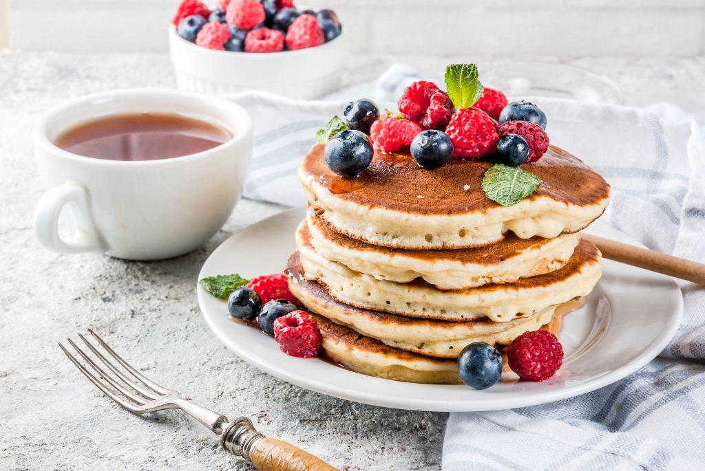 Ricetta Pancake Ipocalorici.Pancakes Light Nutricoscienza
